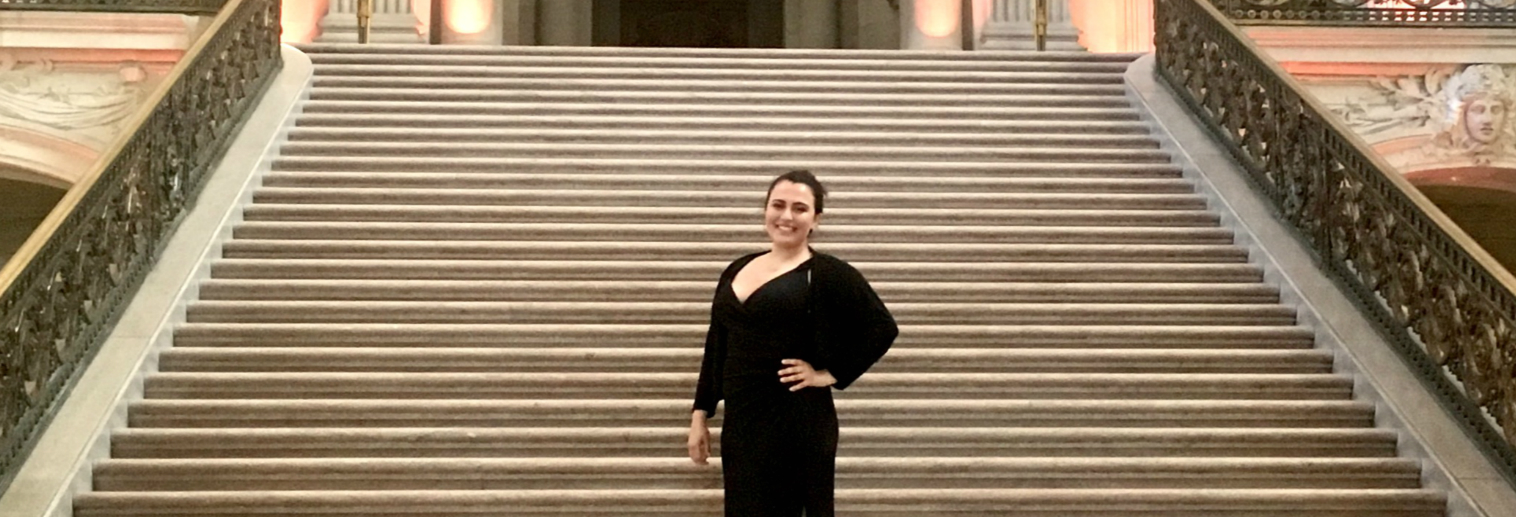 Moravian University Internship Spotlight: Charlotte Finnerty '18 at Merola Opera Program