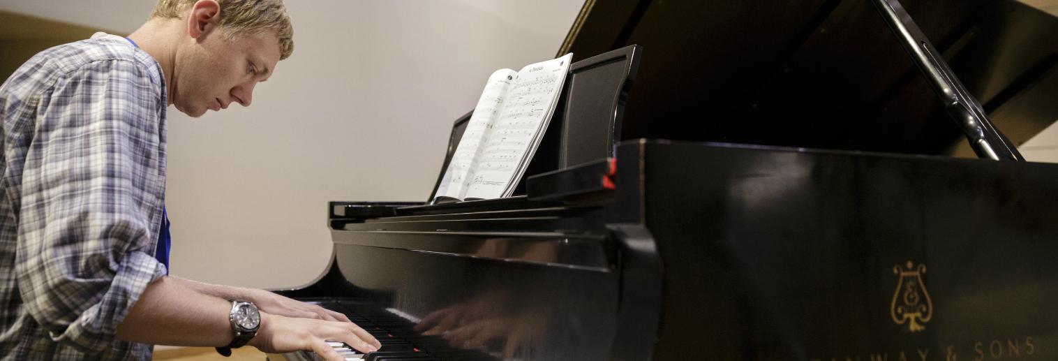 Moravian University Internship Spotlight: Patrick Kerssen '18 at Moravian University Music Institute