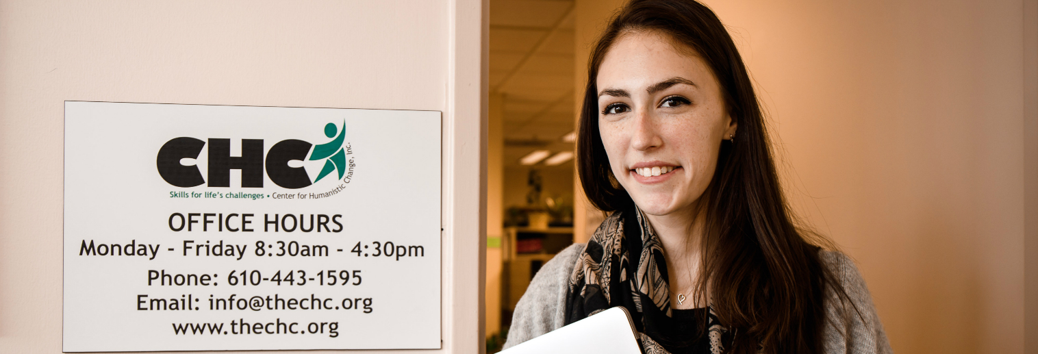 Internship Spotlight: Lacey Moyer '18 at Center for Humanistic Change