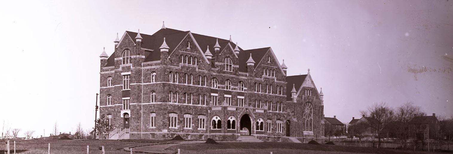 Comenius Hall