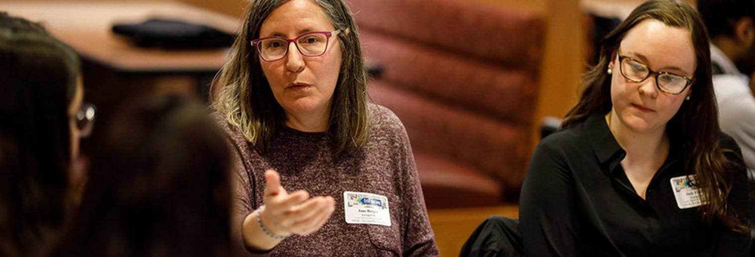 Professor Jane Berger