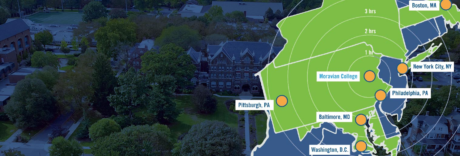 Moravian Campus Map.Applying As An International Student Moravian College