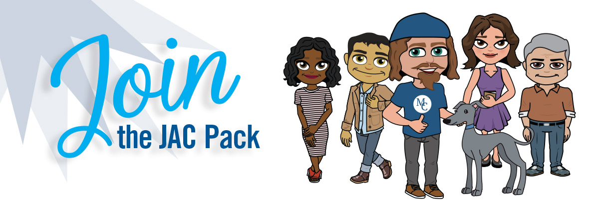 Join the JAC Pack