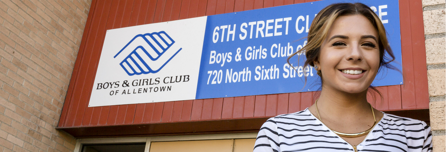 Moravian University Internship Spotlight: Gabriella Zaso '16 at The Boys and Girls Club of Allentown
