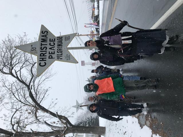 58th Annual Christmas Peace Pilgrimage