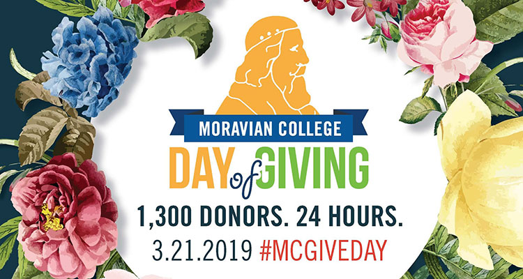 Moravian College Day of Giving: 1,300 donors in 24 hours